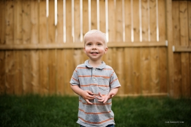 At home kids photos | Backyard Play | Carlin Anquist Photography