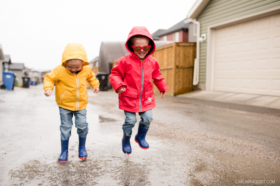 Puddle Jumping Photos