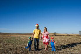 Super Mario Brothers Halloween